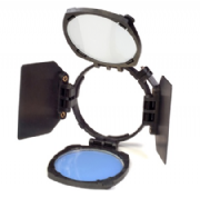 KIT DE FILTROS - Rotatable Accessory Kit (with halogen to daylight filter)